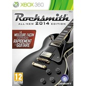 Rocksmith Edition 2014 + Guitare