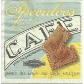 Lot De 2 Serviettes D�co Papier: Service Caf� / Caramel
