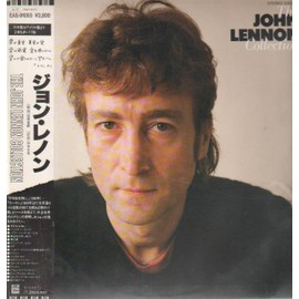 The John Lennon Collection (POSTER)[POSTER]