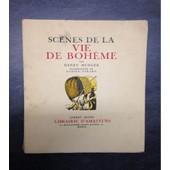 Sc�nes De La Vie De Boh�me. Illustrations De Daniel-Girard. de [DANIEL-GIRARD.]
