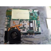 Carte m�re HP 509451-001 pour dv6 avec processeur et ventilateur