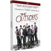 The Outsiders - �dition Limit�e - Blu-Ray de Francis Ford Coppola