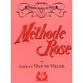 M�thode Rose 1�re Ann�e (Version Traditionnelle) Ernest Van De Velde