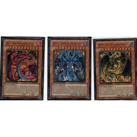 Lot - Les 3 Sacred Beast