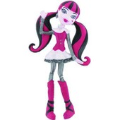 Monster High - Mini Figurine Dracu Laura 10 Cm