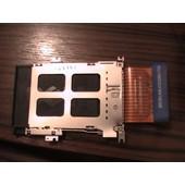 lecteur de carte PCMCIA pour PC portable DELL Latitude d630