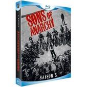 Sons Of Anarchy - Saison 5 - Blu-Ray