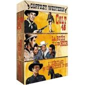 Western - Coffret 3 Films : Colt 45 + La Ru�e Vers L'or Noir + L'h�ritage Du Chercheur D'or - Pack de Robert N. Bradbury