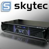 Ampli DJ Sono Stereo Mosfet 960W Pro