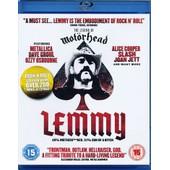 Lemmy de Greg Oliver Et Wes Orshski
