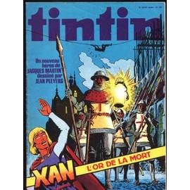 Tintin Edition Belge - 33�me Ann�e N� 33