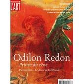 Dossier De L'art 183 Odilon Redon L'exposition-Le D�cor De Fontfroide