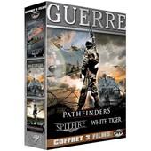 Guerre - Coffret 3 Films : Pathfinders - Vers La Victoire + Spitfire + White Tiger - Pack de Curt A. Sindelar