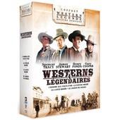 4 Westerns L�gendaires : L'homme Aux Colts D'or + La Fl�che Bris�e + La Lance Bris�e + Le Jardin Du Diable - Pack - Blu-Ray de Edward Dmytryk