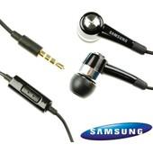 Kit Pieton Noir Main Libre Casque Ecouteur Oreillette d'Origine Samsung Pour GT-N7000 Galaxy Note 1