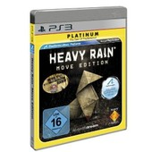 Ps 3 Heavy Rain Move Edition - Platinum [Jeu Ps3]