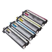 Pack De 4 Cartouches Toner Compatible Avec Marque Brother Tn 230 , Tn230 , Brother Dcp 9010cn , Dcp9010 Cn , Hl 3040 , Hl3040 , Hl 3040 Cn , Hl3070 , Hl 3070 Cw , Mfc 9120cn , Mfc9120 ,Mfc 9320 Cw