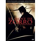 Le Signe De Zorro - �dition Collector Blu-Ray+ Dvd + Livre de Rouben Mamoulian