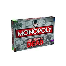 The Walking Dead Jeu De Plateau Monopoly *Anglais*