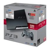 Sony Playstation 3 Slim Noire 320 Go