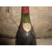 Bouteille De Bourgogne De Collection