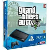 Console Sony Playstation 3 500 Go + Gta V (Ps3)