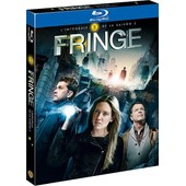 Fringe - Saison 5 - Blu-Ray de Miguel Sapochnik