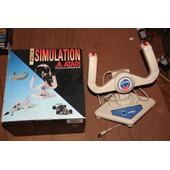 Joystick Simulateur De Vol Atari Zoomer