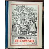 Almanach Du Vieux Savoyard 1976 31eme Ann�e