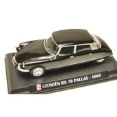 Citroen Ds 19 Pallas 1965 1/43 Ixo