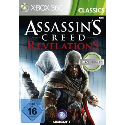 Compilation Assasin's Creed 4 Black Flag + Assasin's Creed Rogue Xbox 360