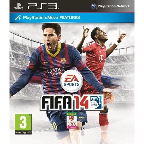 FIFA 14 PS4 - PlayStation 4