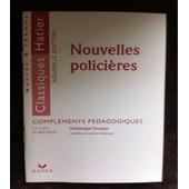 Nouvelles Polici�res - Guide P�dagogique - Edition 2003 de Dominique Fouquet