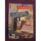 Cibles L'amateur D'armes N� 290 Holster Danois Bergmann Bayard Lefaucheux A Broche Modele 1855 L'astra 600 Browning Bdao Glock 24 Smith Et Wesson Udm 42 290