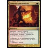 Magic The Gathering Festivit�s Destructrices X4 Theros Vf