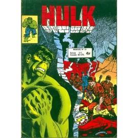 Hulk N� 15 Collection Flash, La Menace Rampante Et Le Proces De Hulk
