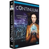 Continuum - Saison 1 de Jon Cassar
