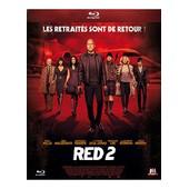 Red 2 - Blu-Ray de Dean Parisot
