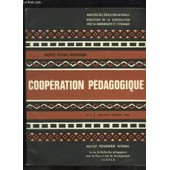Cooperation Pedagogique N� 4 Bulletin Special 1963. de Collectif.C