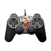 Acc. Bigben Manette Filaire Ps3/Pc Calif