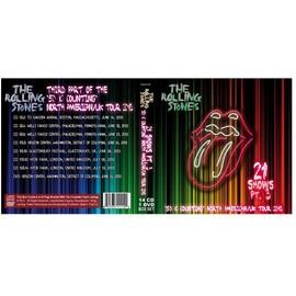 14 CD (+ 1 DVD) BOX: 21 Shows North American Tour 2013 Part 3