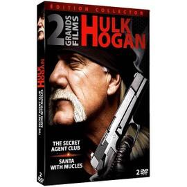Image 2 Grands Films De Hulk Hogan Le Club Des Agents Secrets + Monsieur Papa Noël Édition Collector