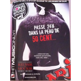 poster a4 50 cent