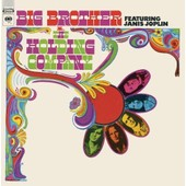Big Brother & The Holding Company - Janis Joplin