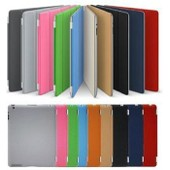 Etui Magnetic + Coque Arri�re + Film Pour Ipad 2/3/4