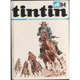 Recueil Du Journal Tintin, N�94
