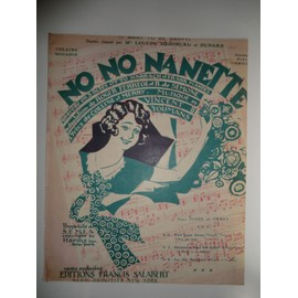 I want to be happy No NO Nannette