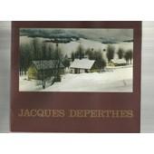 Jacques Deperthes : Exposition, Galerie Tam�naga, Paris. 3 Novembre-3 D�cembre 1977 de MICHEL BOHBOT