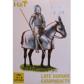 Hat 8086 - Late Roman Cataphracts - 1/72e