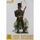 Hat 8073 - 1805 Russian Light Infantry - 1/72e